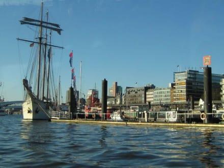 Hafenrundfahrt - Hafen Hamburg
