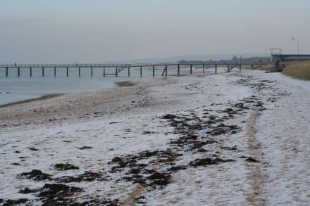 Der Strand - Strand Wangels (Weissenhäuser Strand)