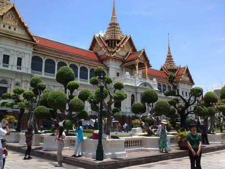 Phra Thinang Chakri Maha Prasat - Wat Phra Keo und Königspalast / Grand Palace