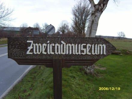 Zweiradmuseum! - Oldtimermuseum Kuhstall