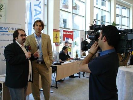 HolidayCheck im türkischen Fernsehen - HolidayCheck Award Gala
