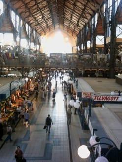 Budapest - Markthallen