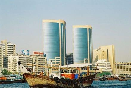 Dubai Stadt - Dubai Creek