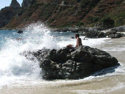 Strand/Küste/Hafen - Capo Vaticano