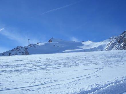 Pitztaler Gletscher - Pitztaler Gletscher