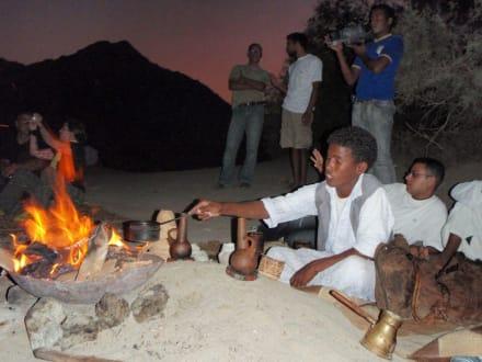Sonstige Personen - Wadi al-Gimal–Hamata