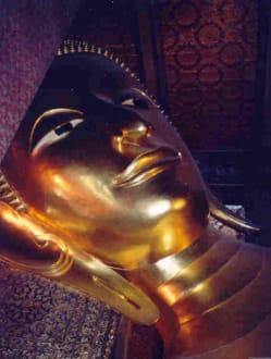 Wat Pho und der liegende Buddha - Wat Pho