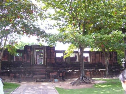 Historisch - Khmer Tempel