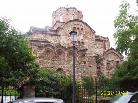 Tempel/Kirche/Grabmal - Zentrum Thessaloniki