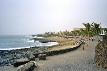 Costa Teguise - Playa Bastian - Playa Bastian