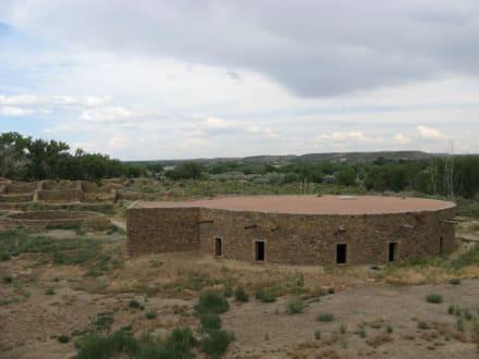 Aztec Ruins National Monument - Aztec Ruins National Monument