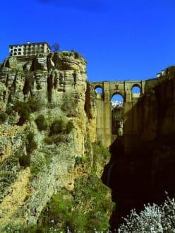 Die große Brücke von Ronda - Neue Brücke
