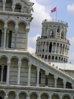 Schiefer Turm zu Pisa - Schiefer Turm von Pisa