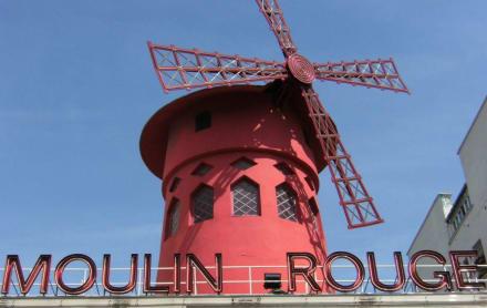 Sonstige Gebäude - Moulin Rouge