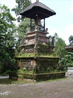 Tempelanlage - Pura Luhur Batu Karu