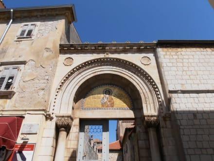 Basilika in Porec - Euphrasius Basilika