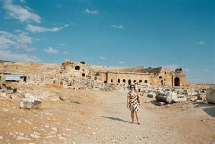 Burg/Palast/Schloss/Ruine - Hierapolis