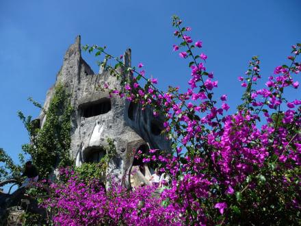 Wunderschöner Kontrast - Hang Nga Haus / Crazy House