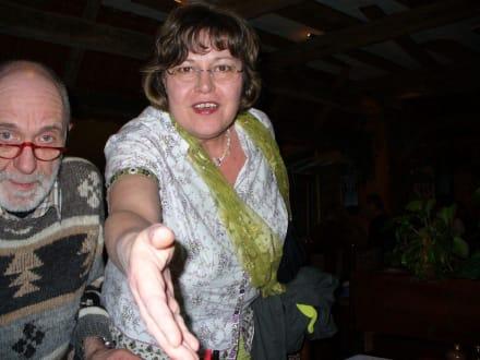 Susanne verabschiedet sich! - HolidayCheck User-Treffen Nord