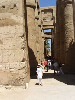 Luxor - Amonstempel Karnak