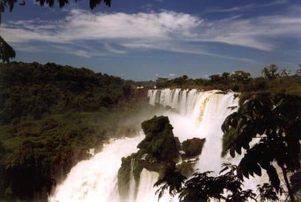 Iguacu Wasserfall... von Argentinien - Iguassu / Iguazu Fälle