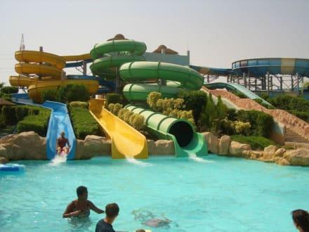 Rutschen - Titanic Aquapark