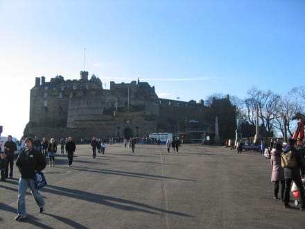 Edinburgh Castle - Edinburgh Castle