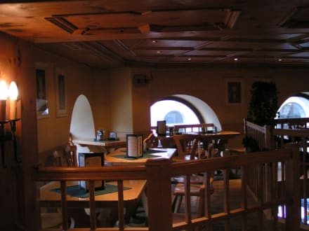 Restaurant von Innen - Krügerl