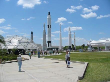 Raketengarten - Kennedy Space Center