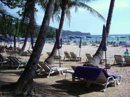 Relaxen im Schatten... - Laem Sing Beach