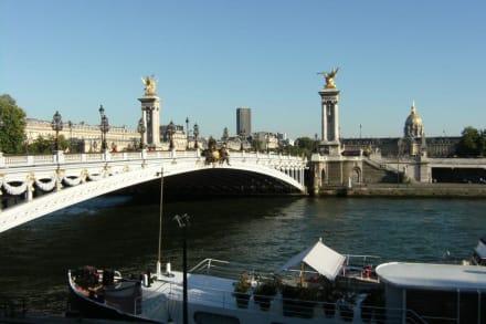 Sonstige Gebäude - Alexander Brücke