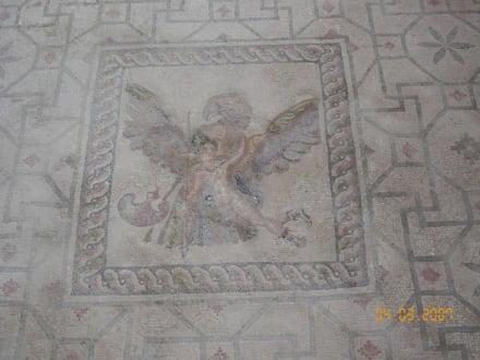 Mosaik im Hauses des Dionysos - Mosaiken von Paphos