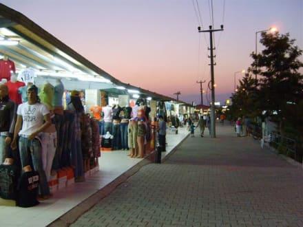 Einkaufs möglichkeit vor der Tür - Einkaufen & Shopping