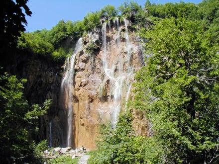 Nationalpark Plitvicka Foto 4 - Nationalpark Plitvicka Jezera (Plitvicer Seen)