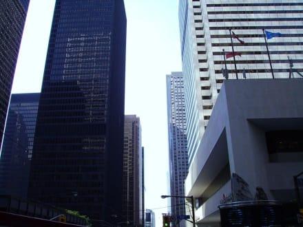 Toronto, mitten drin - Toronto Skyline