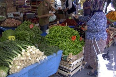 Markt in Selcuk - Basar