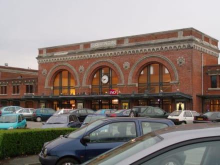 Bahnhof von St. Quentin - Bahnhof von Saint- Quentin