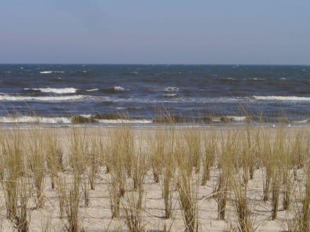 Landschaftsbild - Strand Ahlbeck