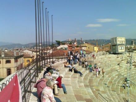 Verona - nur 40km vom Hotel entfernt - Amphitheater Opera di Verona