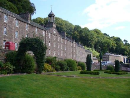 New Lanark - New Lanark World Heritage Site