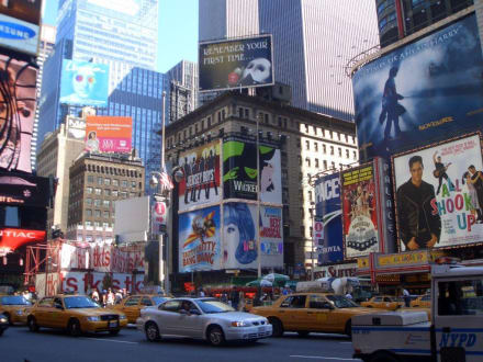 Timesquare - Times Square