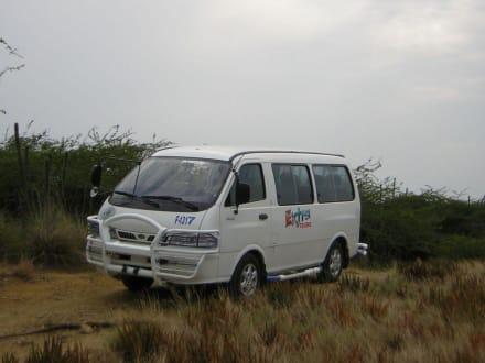 Extra Tours Van - Extra Tours