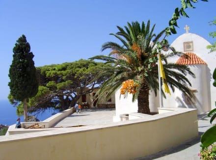 Moni Preveli / Ausblick auf ´s libysche Meer - Kloster Preveli