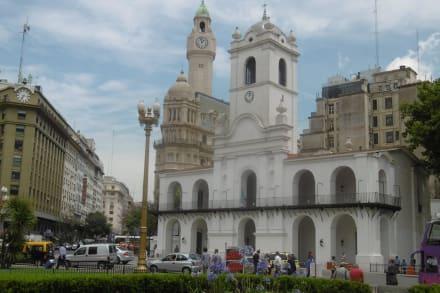 Blick auf das Cabildo - Cabildo