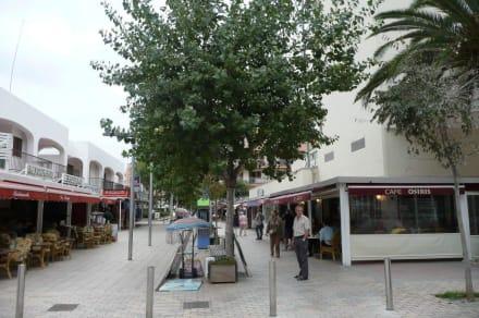 Einkaufsmeile von Cala Millor - Einkaufen & Shopping