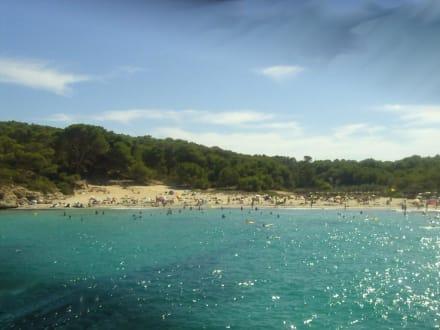 Playa S'Amarador - Strand Playa S'Amarador
