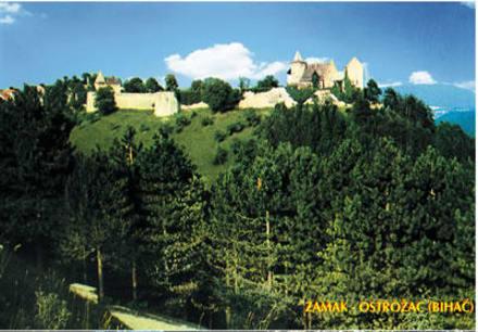 Burg Ostrozac - Burg Ostrozac