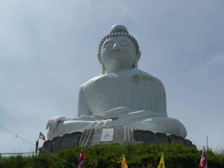 Big Budda 46 Meter hoch - Big Buddha
