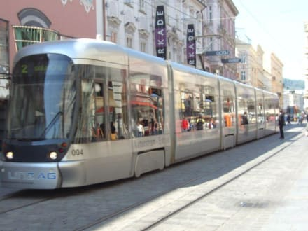 Bim - Altstadt Linz
