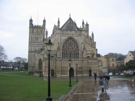 Tempel/Kirche/Grabmal - Exeter Cathedral